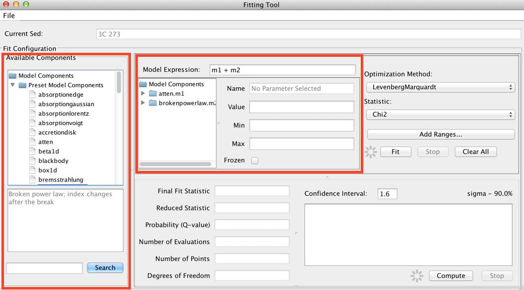 Iris – Modeling and Fitting SED Data in Iris